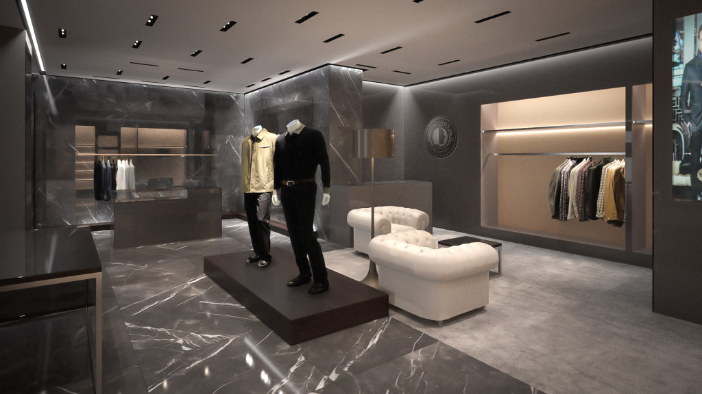 Didiboy concept store design
