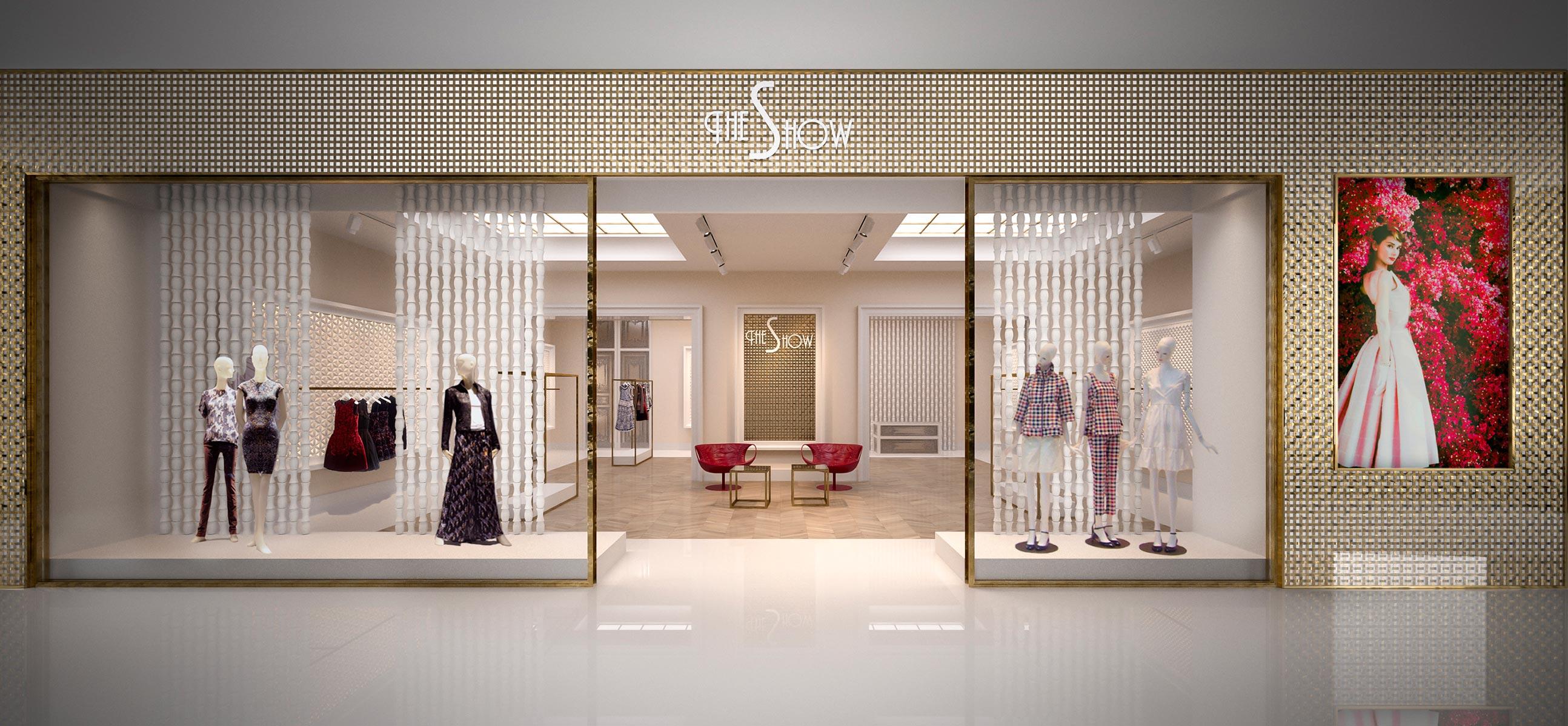 The Show concept shop