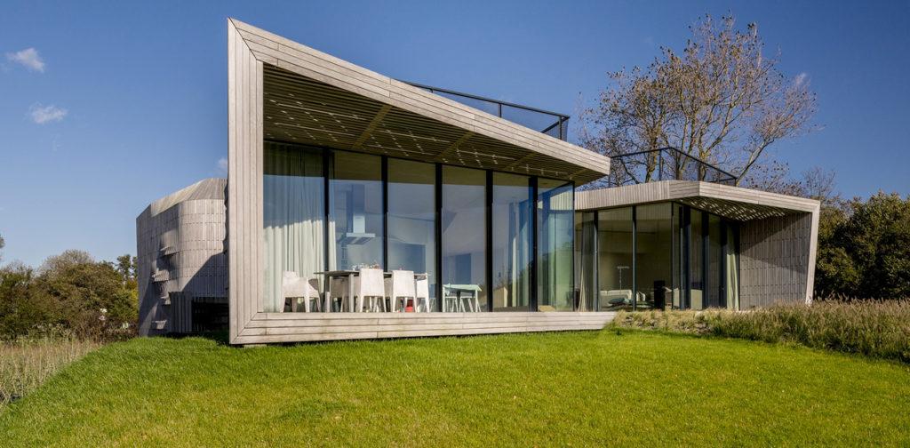 Modern villa in tuscany competition aeon studio for Villa moderne 2016