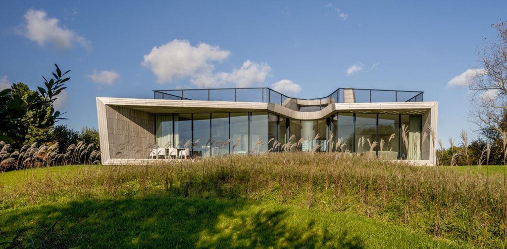 Modern Villa In Tuscany Competition Aeon Studio